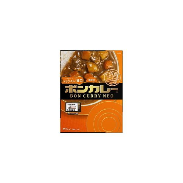 大塚 食品  ボンカレーネオコク深ソースオリジナル  甘口  230g  x  5