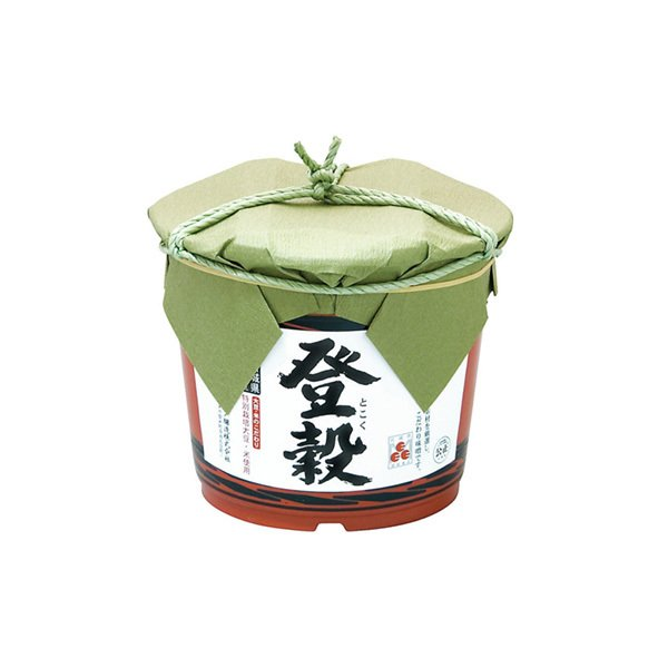 ヤマカノ醸造 登穀味噌2kg朱樽