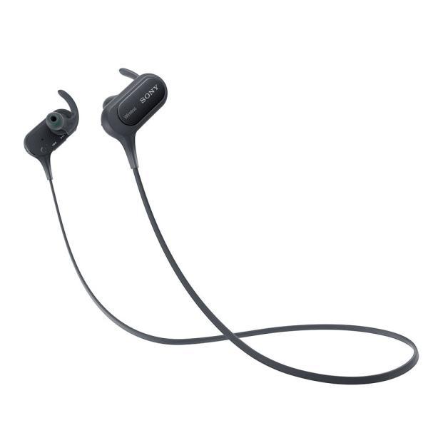 ソニー Bluetoothヘッドホン MDR-XB50BS B ブラックの画像