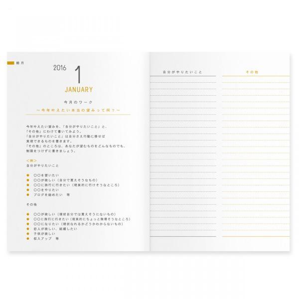 【奥平亜美衣プロデュース】2016年版 引き寄せ手帳|hikiyosetetyo|05