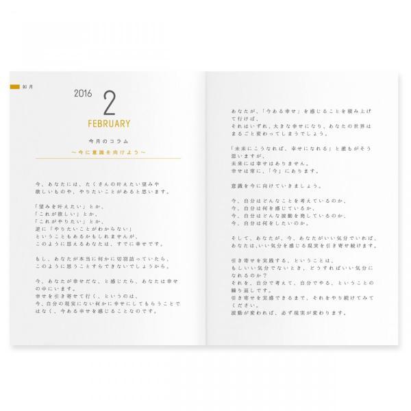 【奥平亜美衣プロデュース】2016年版 引き寄せ手帳|hikiyosetetyo|06