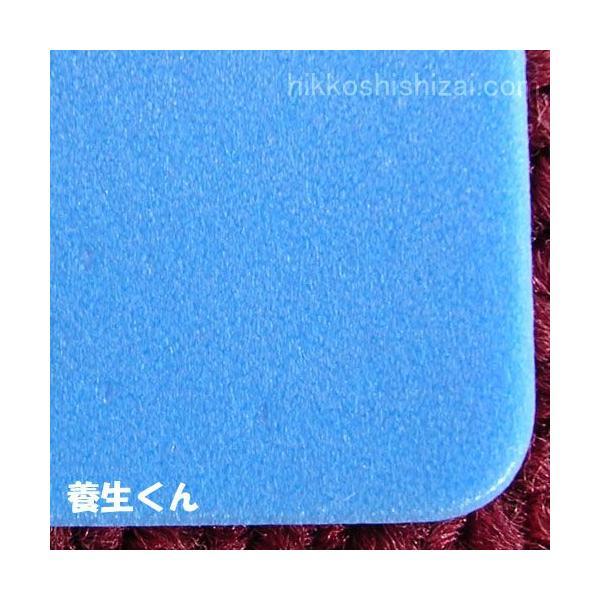 養生くん PE24 2.4mm厚 30枚入り  青ベニヤ プラベニヤ