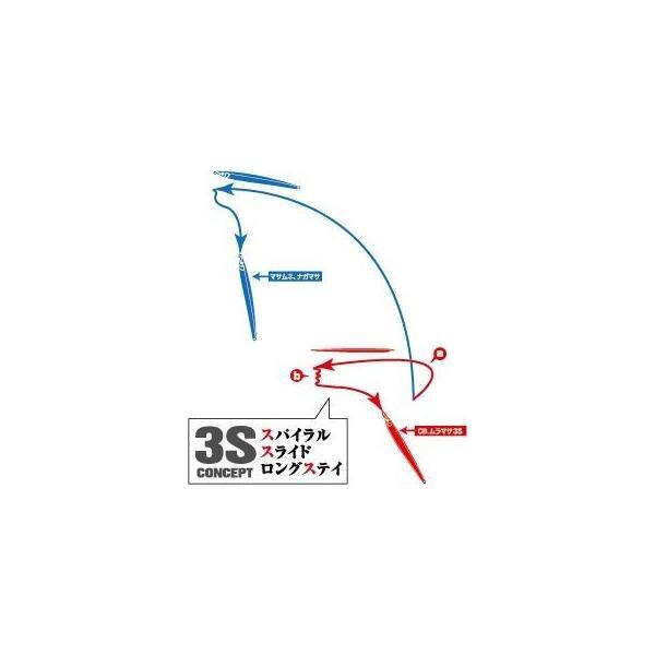 スミス CBムラマサ3S 150g オフショア メタルジグ SMITH CB Muramasa 150g