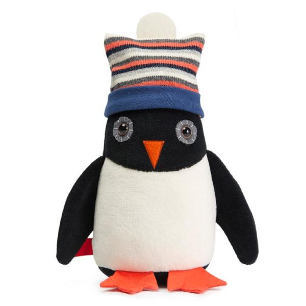 SALE 30%OFF esthex エステックス ペンギン ぬいぐるみ  ジョージ 人形 Penguin Georges おしゃれ かわいい 出産祝いや誕生日のプレゼントに!|hilcy