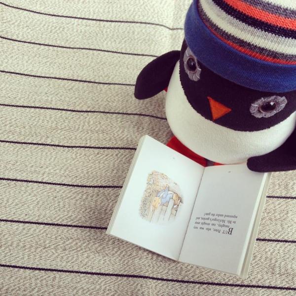 SALE 30%OFF esthex エステックス ペンギン ぬいぐるみ  ジョージ 人形 Penguin Georges おしゃれ かわいい 出産祝いや誕生日のプレゼントに!|hilcy|05