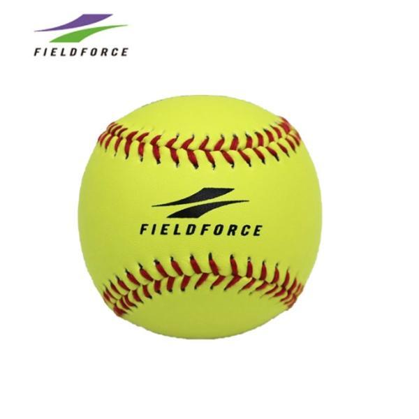【沖縄県内(離島含)3,300円以上送料無料】フィールドフォース FIELDFORCE 野球 硬式ボール 練習球 やわらか硬式ボール M号 2個入り FYK-722Y