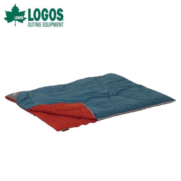 ロゴス 封筒型シュラフ ミニバンぴったり寝袋・-2 冬用 72600240 LOGOS
