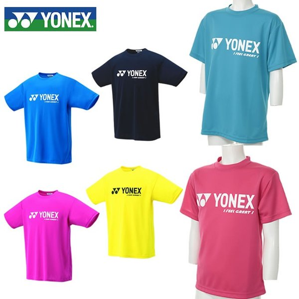 b8071d6c2453f ヨネックス テニスウェア バドミントンウェア Tシャツ 半袖 ジュニア キッズベリークールTシャツ 16201J YONEX