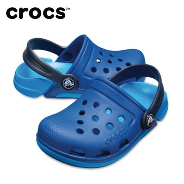 クロックス サンダル ジュニア Kids' Electro III Clogs エレクトロ 3.0 クロッグ 204991-43L crocs