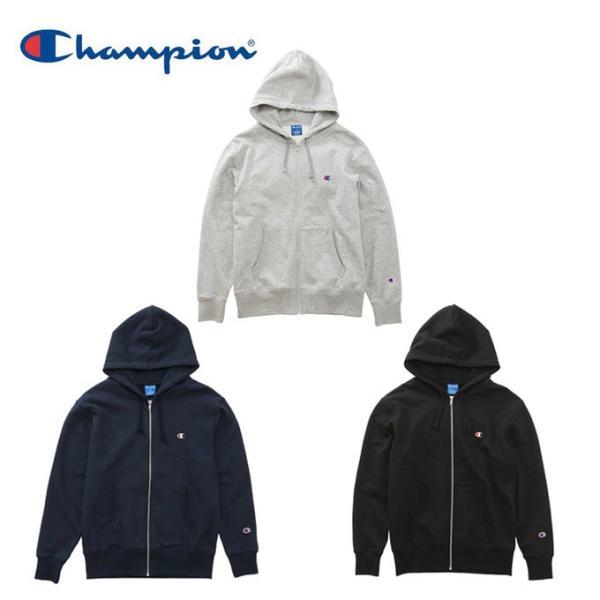 チャンピオンスウェットパーカーメンズフルジップスウェットパーカーC3-LS150Champion