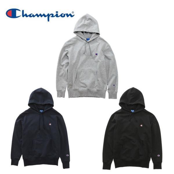 チャンピオンスウェットパーカーメンズプルオーバースウェットパーカーC3-LS151Champion