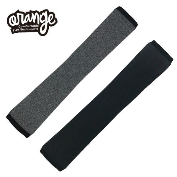 スノーボードソールカバー メンズ 対応ボードサイズ150〜163cm迄 ニットカバー Knit cover FS/Hh オレンジ ORAN'GE ソールガード ボードカバー