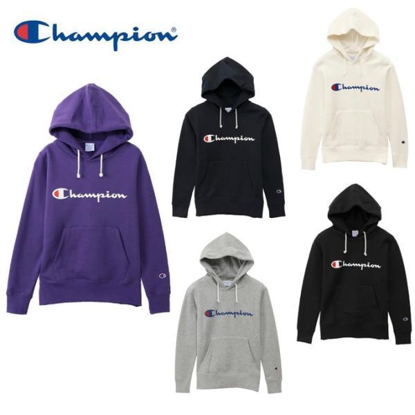 チャンピオンスウェットパーカーレディースプルオーバースウェットパーカーCW-Q103Champion