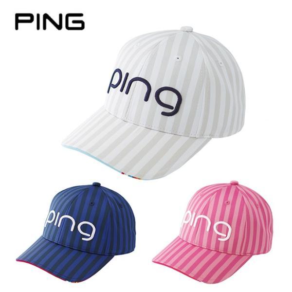 ピンPINGゴルフキャップレディースCAPHW-L191