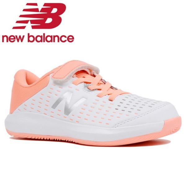 ニューバランステニスシューズオールコートジュニアKCV696G4Wnewbalance