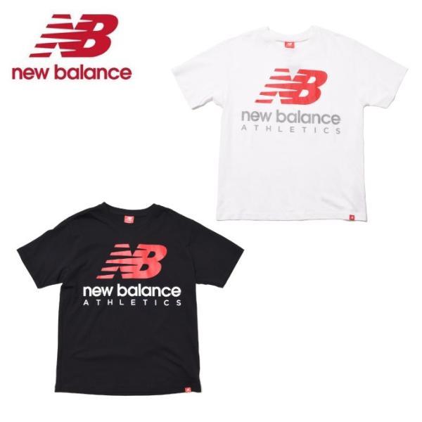 ニューバランスTシャツ半袖メンズ574ESSビッグロゴTシャツMT01528newbalance