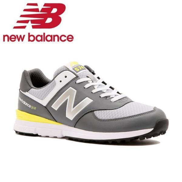 ニューバランスゴルフシューズスパイクレスメンズUGS574UGS574GLnewbalance
