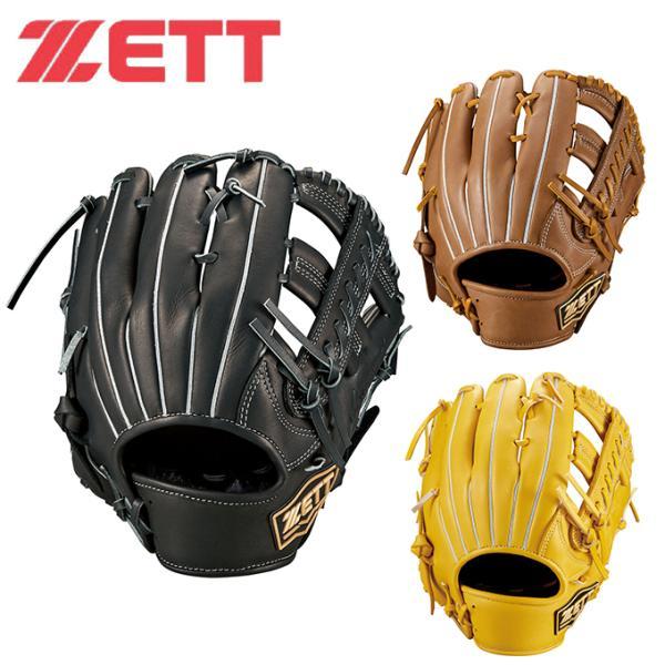 ゼットZETT野球一般軟式グローブオールラウンドメンズ軟式野球グラブウィニングロードオールラウンド用BRGB33110