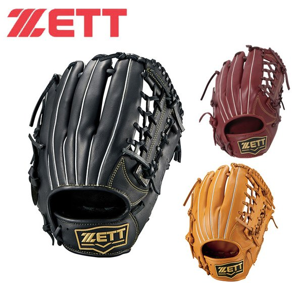 ゼットZETT野球一般軟式グローブオールラウンドメンズ軟式野球グラブソフトステアオールラウンド用BRGB35130