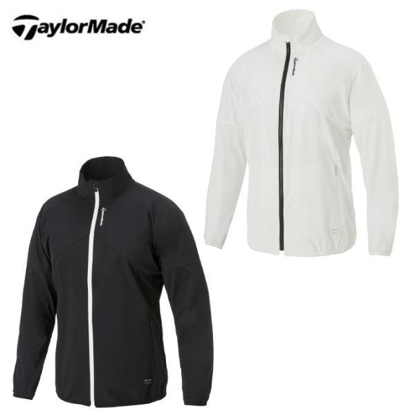 テーラーメイド TaylorMade ゴルフウェア ブルゾン メンズ ベーシック ウィンドブレーカージャケット TB093