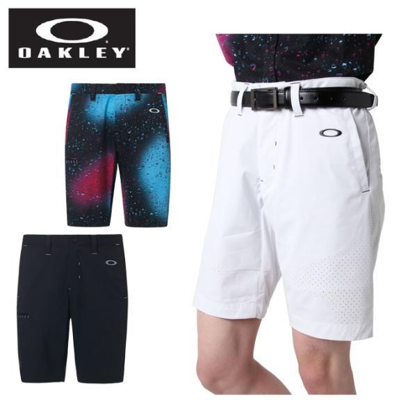 オークリー ゴルフウェア ショートパンツ メンズ SKULL BREATHABLE SHORTS 4.0 スカル ブレッサブル ショーツ FOA402492 OAKLEY