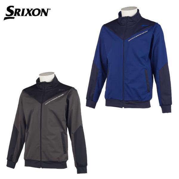 スリクソン SRIXON ゴルフウェア ブルゾン メンズ ストレッチボンディングジャケット RGMSJK04