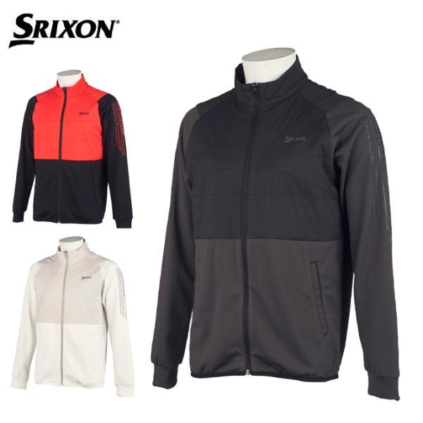 スリクソン SRIXON ゴルフウェア ブルゾン メンズ ソロテックスストレッチ中綿ブルゾン RGMSJK06