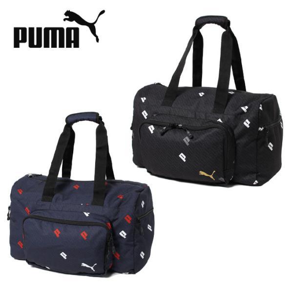 プーマ ボストンバッグ メンズ Pグラフィック パッカブルボストン 867921 PUMA