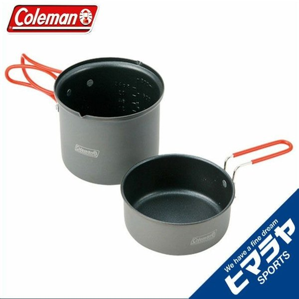 コールマン 調理器具セット 鍋 パッカウェイ ソロクッカーセット 2000012957 coleman od