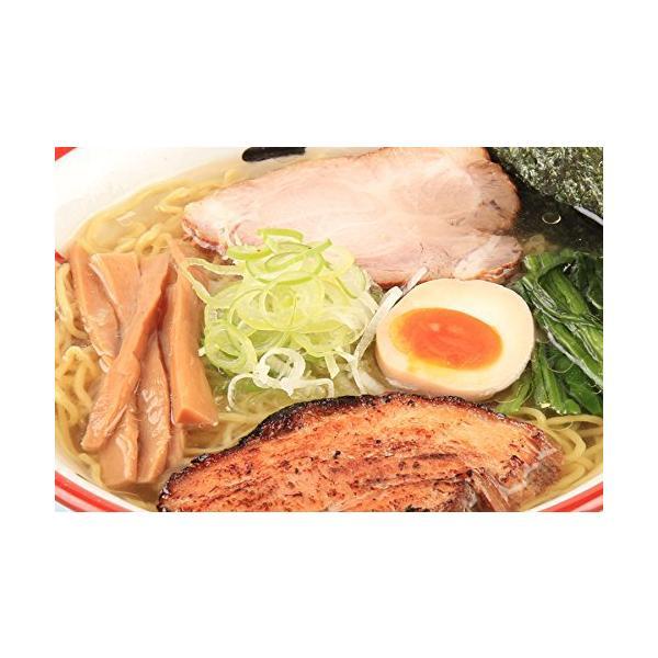 函館麺や一文字寒干し塩ラーメン12食入