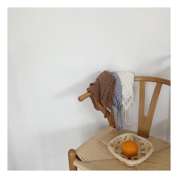 ニットビスチェ レディース ビスチェ キャミソール 見せるキャミソール ニット 編み ホワイト 白 ブルー ブラウン Mサイズ |himawari1013|08