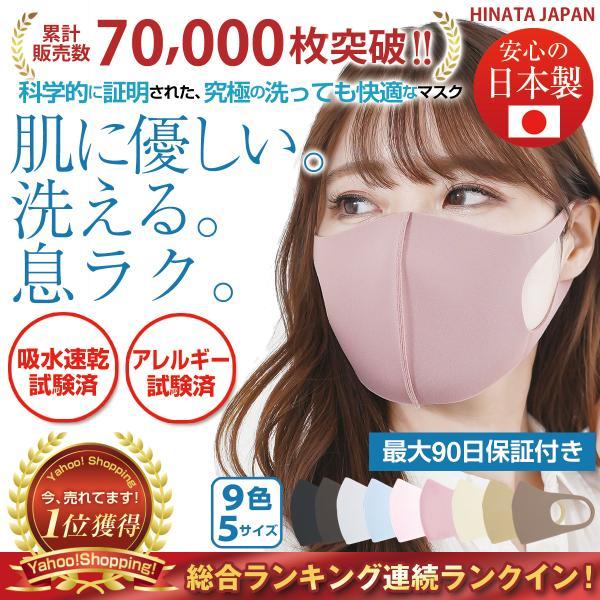 洗えるマスク日本製冷感夏用マスク洗える血色マスクおしゃれレディースメンズ女性用スポーツマスク