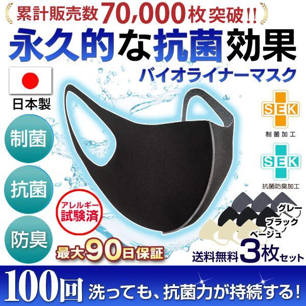 マスク日本製洗える洗えるマスク抗菌大きめ小さめメンズレディース子供男性用男性女性用高性能抗ウイルス抗菌マスク