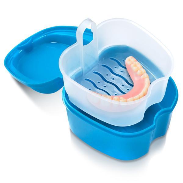 入れ歯ケース(プラスチック製)いればケースマウスピースケース入れ歯洗浄ケースリテーナーケース部分入れ歯ケース入れ歯のケース