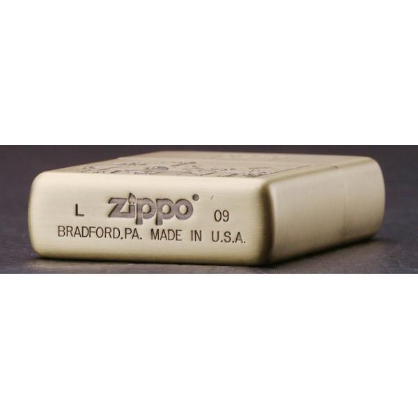 ZIPPO ジッポー オイルライター スタジオジブリ 千と千尋の神隠し NZ-10|hinohikari-ii|03