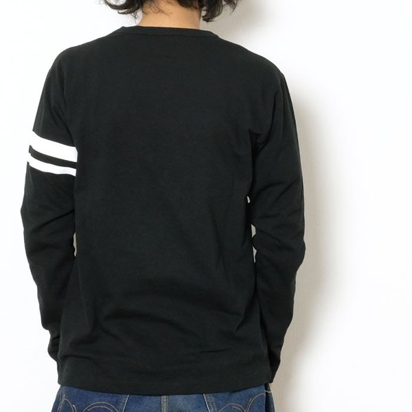 MOMOTARO JEANS 桃太郎ジーンズ 8.2オンス ロン T 07-015 hinoya-ameyoko 02