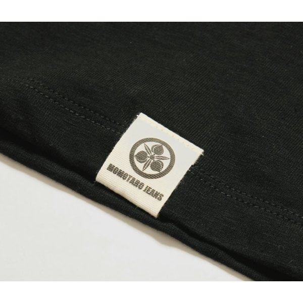 MOMOTARO JEANS (桃太郎ジーンズ)  Lot.07-067 8.2オンス メッシュポケット Tシャツ 07-067|hinoya-ameyoko|06