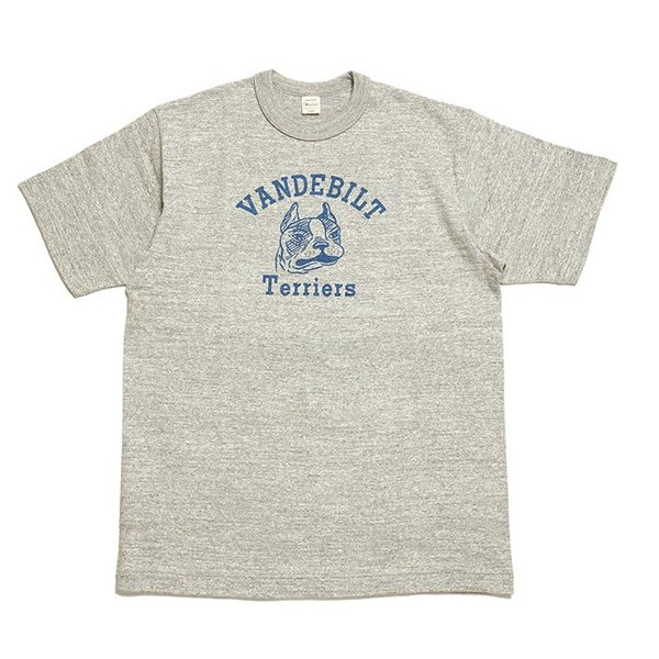 "WAREHOUSE(ウエアハウス) Lot.4601 半袖Tシャツ ""TERRIERS"" 4601TER-19|hinoya-ameyoko|04"