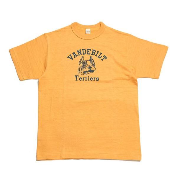 "WAREHOUSE(ウエアハウス) Lot.4601 半袖Tシャツ ""TERRIERS"" 4601TER-19|hinoya-ameyoko|05"