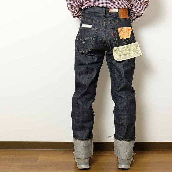 LEVI'S VINTAGE CLOTHING (リーバイス ヴィンテージクロージング) 501XX 1947年モデル リジッド 47501-0200|hinoya-ameyoko|04