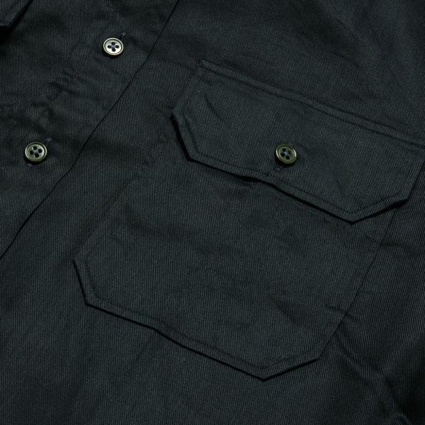 BURGUS PLUS(バーガスプラス) ミリタリーツイルシャツ BP16505|hinoya-ameyoko|11
