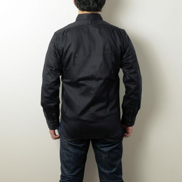 BURGUS PLUS(バーガスプラス) ミリタリーツイルシャツ BP16505|hinoya-ameyoko|04