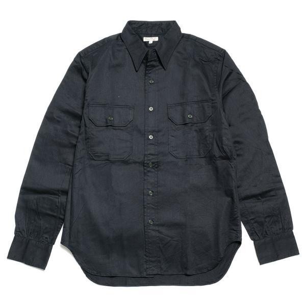 BURGUS PLUS(バーガスプラス) ミリタリーツイルシャツ BP16505|hinoya-ameyoko|07