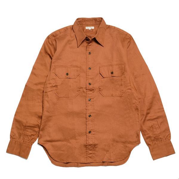 BURGUS PLUS(バーガスプラス) ミリタリーツイルシャツ BP16505|hinoya-ameyoko|09