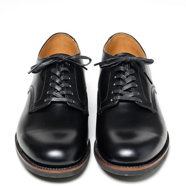 BUZZ RICKSON'S(バズリクソンズ) ウィリアム・ギブソンコレクション ブラック サービスシューズ BR02146 hinoya-ameyoko 02