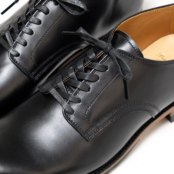 BUZZ RICKSON'S(バズリクソンズ) ウィリアム・ギブソンコレクション ブラック サービスシューズ BR02146|hinoya-ameyoko|06