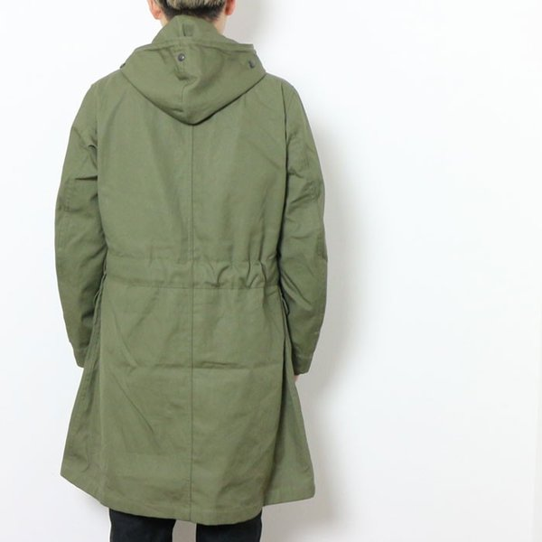 BUZZ RICKSON'S(バズリクソンズ) オーバーコート M-47 BR14197|hinoya-ameyoko|04