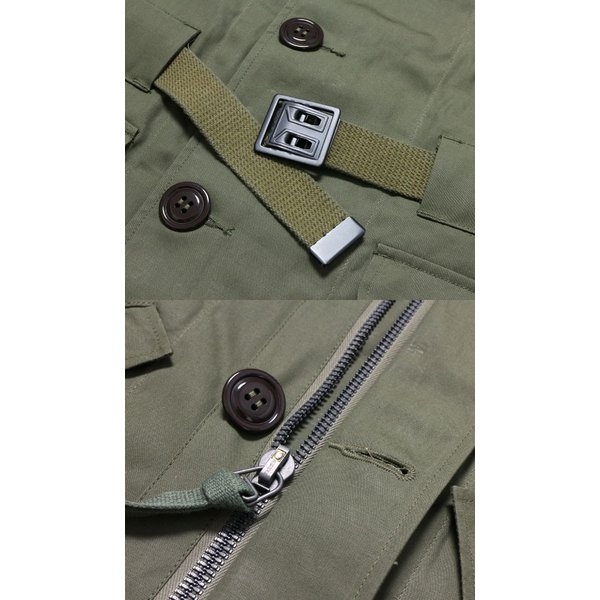 BUZZ RICKSON'S(バズリクソンズ) オーバーコート M-47 BR14197|hinoya-ameyoko|07
