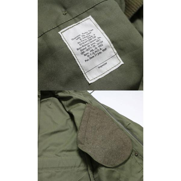 BUZZ RICKSON'S(バズリクソンズ) オーバーコート M-47 BR14197|hinoya-ameyoko|09