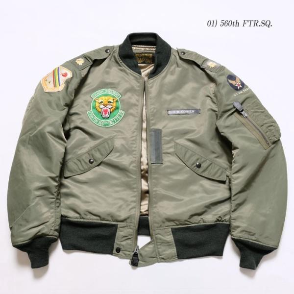 BUZZ RICKSON'S(バズリクソンズ) L-2B パッチモデル BR14350 hinoya-ameyoko 05